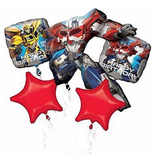 Transformer Helium Balloon Bouquet - bq65
