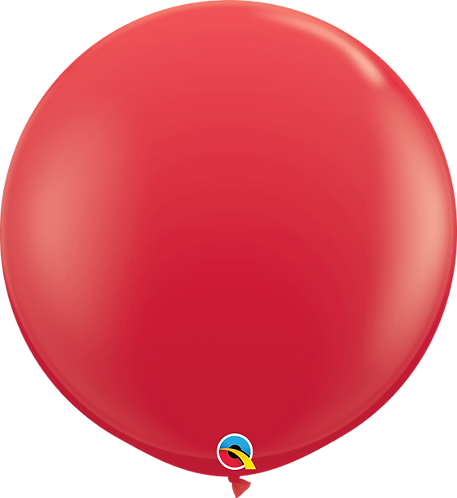 "36"" Latex Balloon - Red"