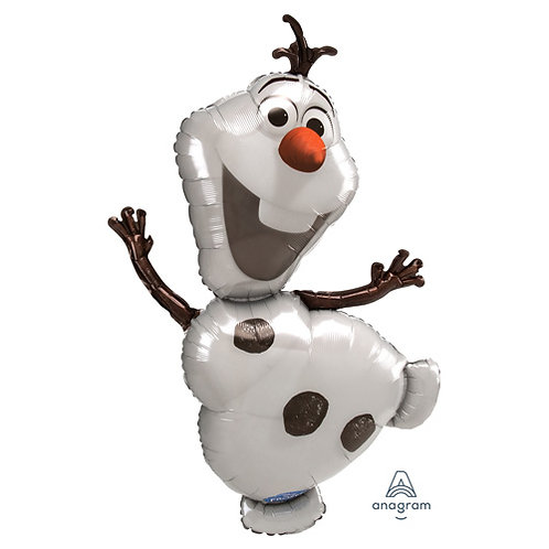 "40"" Frozen Olaf Helium Balloon - ps33"
