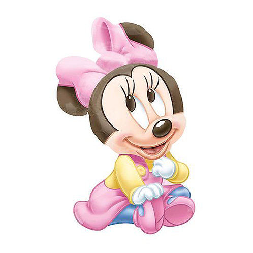 "40"" Baby Minnie Mouse Helium Balloon - m01"