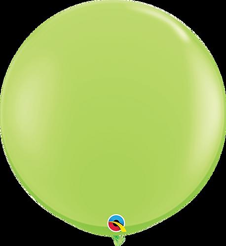 "36"" Latex Balloon - Lime Green"