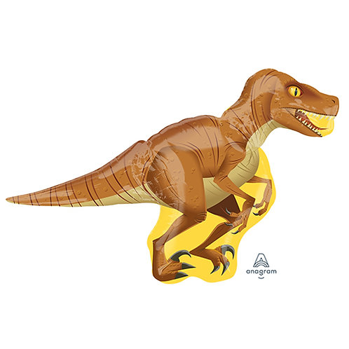 "40"" Dinosaur Raptor Helium Balloon - z21"