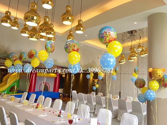 centre piece balloon 10