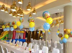 centre piece balloon 10