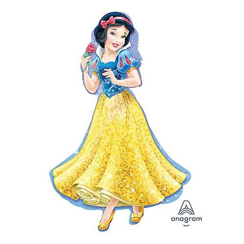 """40"""" Princess Snow White Helium Balloon - ps06"""