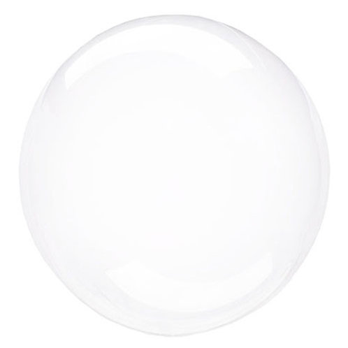 "18"" Crystal Clearz Bubble Balloon - Transparent"