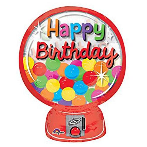 """24"""" Twisting Machine HBD Helium Balloon - hb13"""