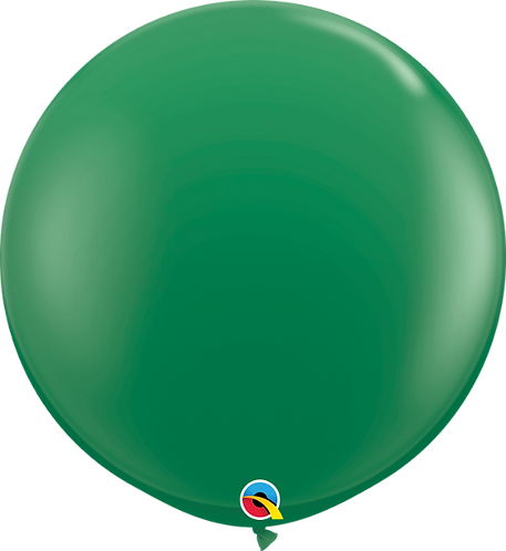 "36"" Latex Balloon - Green"