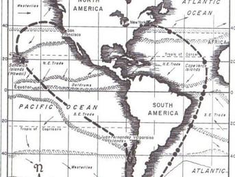 170 years ago – before 'the Brooklyn' sails
