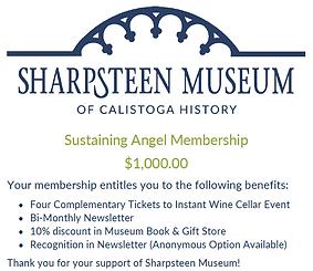 Sustaining Angel Membership
