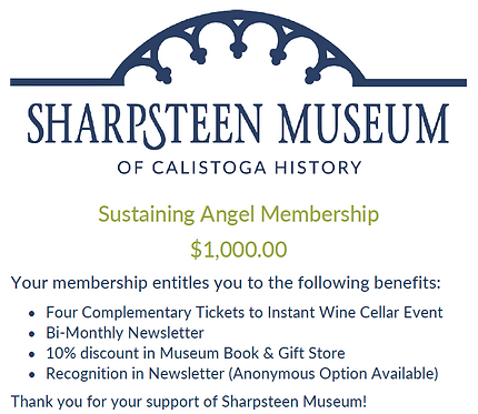 Sustaining Angel Membership