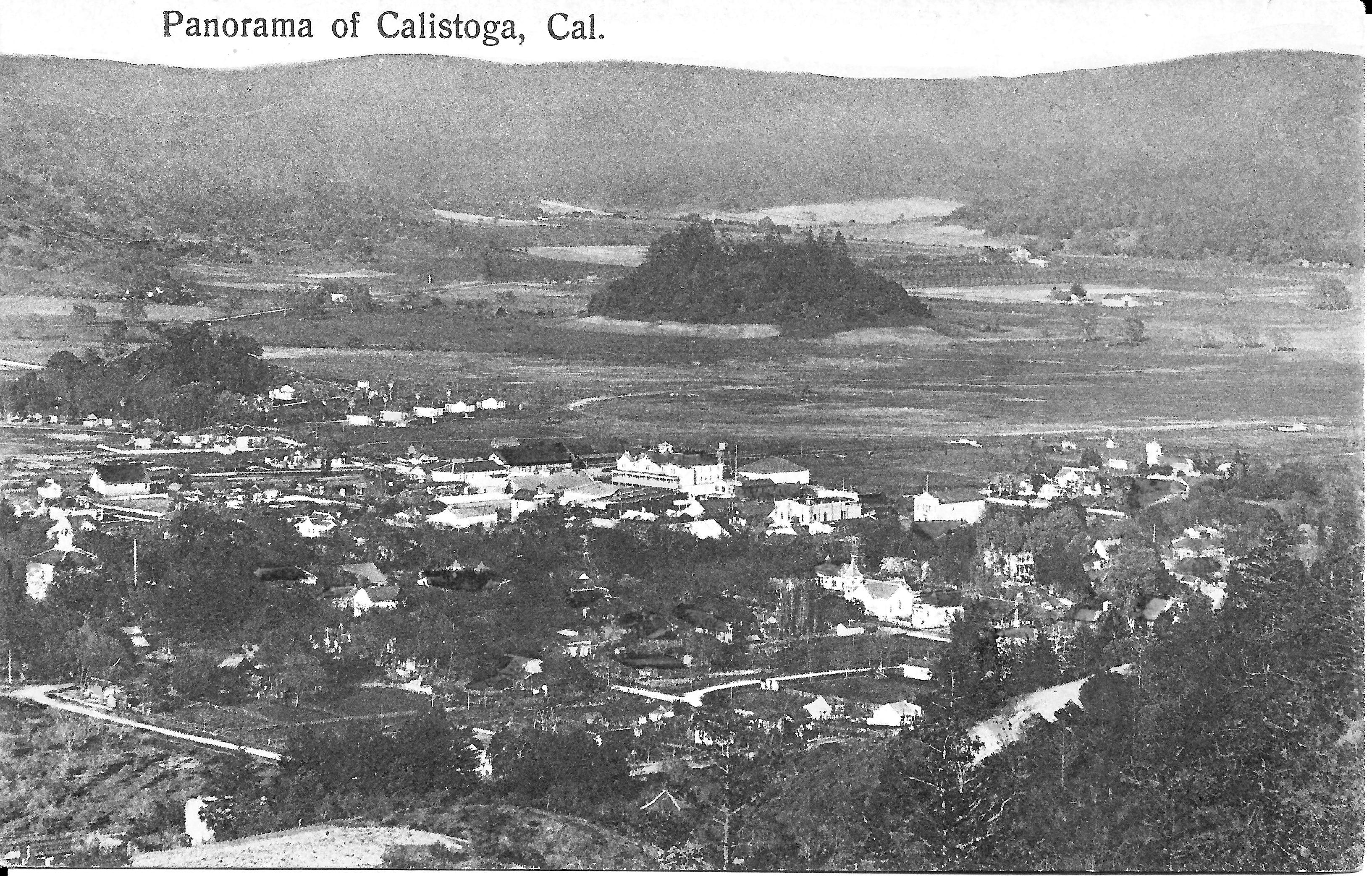 Calistoga Panorama