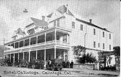 Hotel Calistoga 2