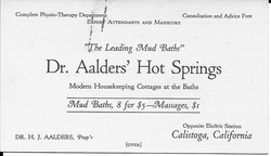 Alders Card