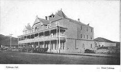 Hotel Calistoga 1