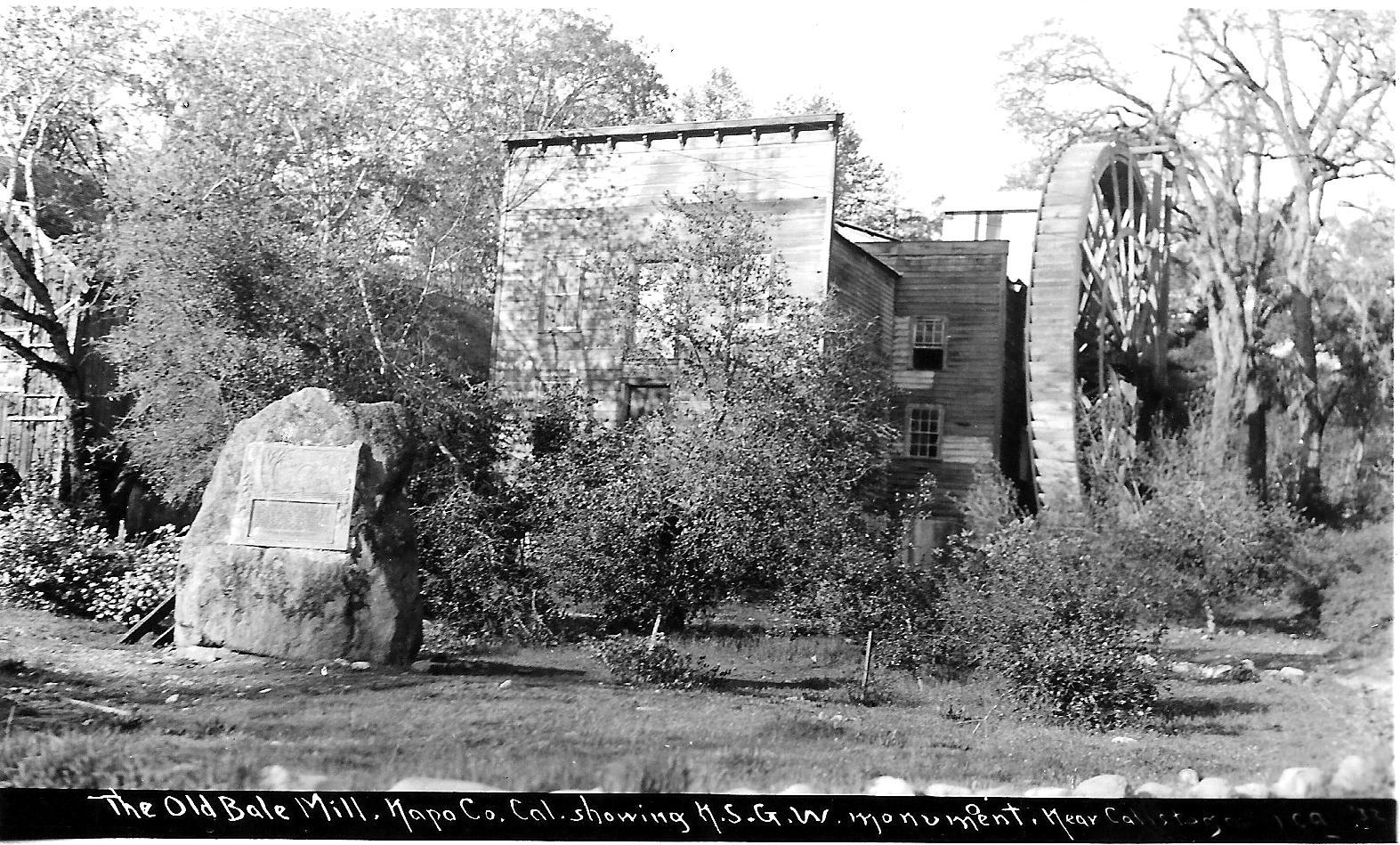 Bale Mill