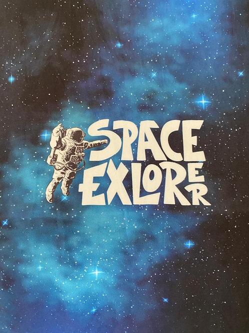 Space Explorer Blue