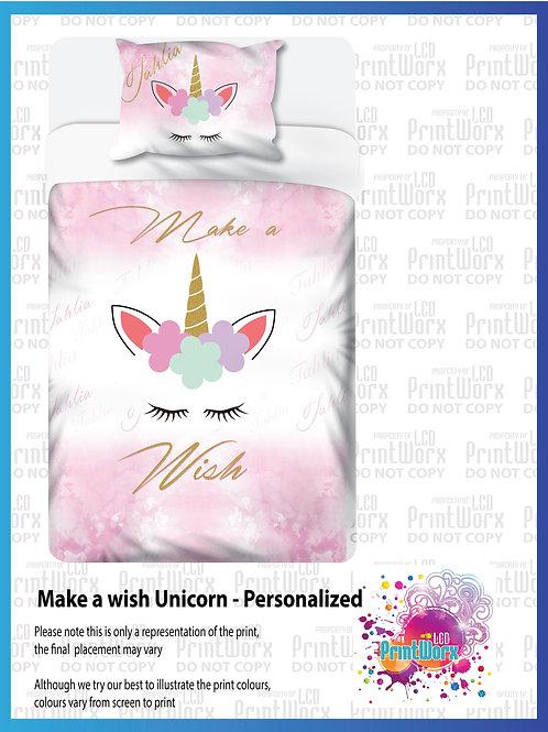 Make a wish Unicorn