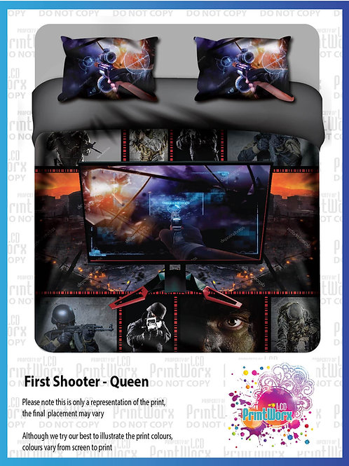Gaming - First Shooter