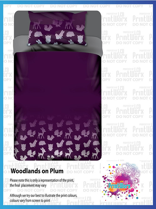 Plum Woodlands