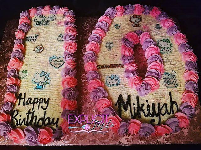 Hello Kitty inspired cupcake cake!.jpg