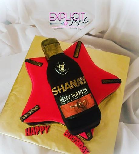 All edible! Happy Birthday Shanay and th
