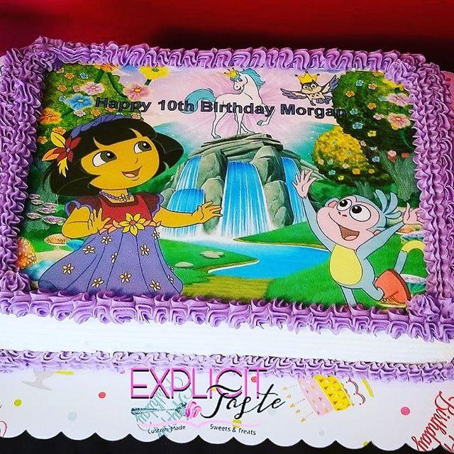Dora the Explorer inspired cake!.jpg
