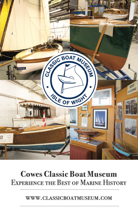 Classic Boat Museum News Issue No 1: March 2020