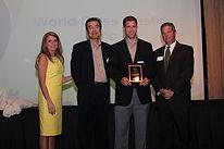 Worthington Cylinders Cert Supplier Award