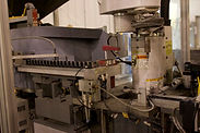 Injection Molding Press + Automation