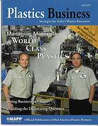 Magazine Cover Featuring WCPI