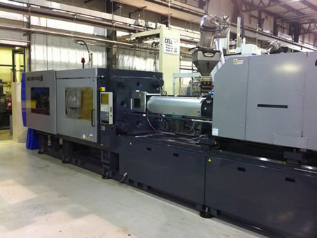 WCPI Installs New Sumitomo Press