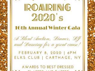 Roaring 2020's Winter Gala