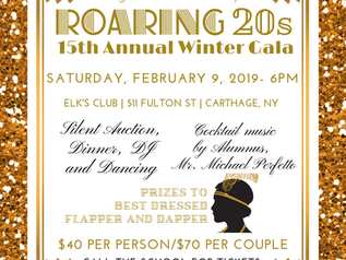 Winter Gala - Feb 9th, 2019