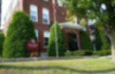 Augustinian Academy Front Door