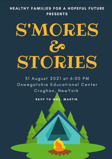 S'Mores and Stories