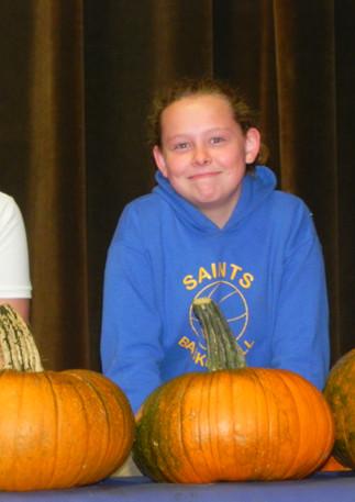 Pumpkin Bingo Night