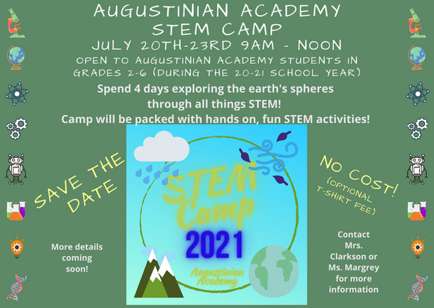 Summer Camps at Augustinian Academy!