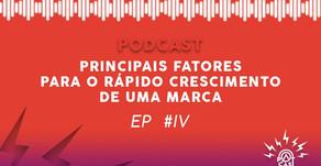 Patcast Ep #4: Principais Fatores para o Rápido Crescimento de uma Marca