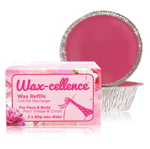 Wax-cellence Hot Wax Refills
