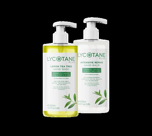 LYCOTANE Plus Hand Hygiene Duo