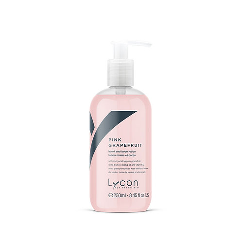 Pink Grapefruit Hand & Body Lotion