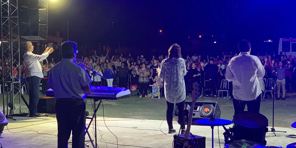 Ministry in Argentina with Mission 24