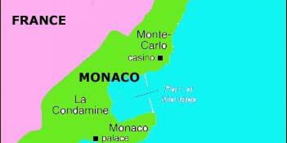 Ministry in Monaco