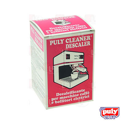 Puly Cleaner Descaler Powder