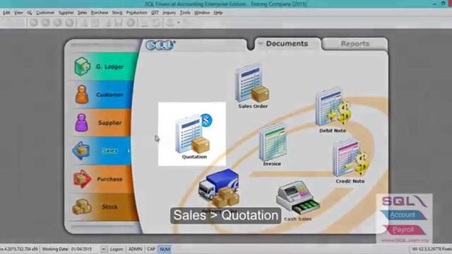 Sales - Sales Order