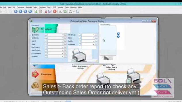 Sales - Quotation