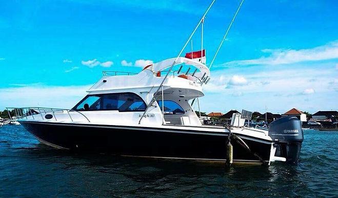 Bali Rizio's Boat