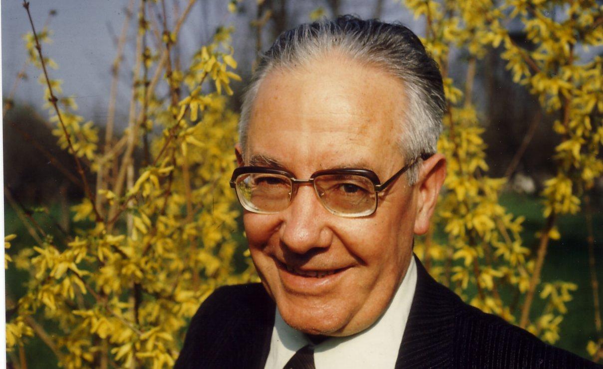 Père J.M. Segalen, C.Ss.R.