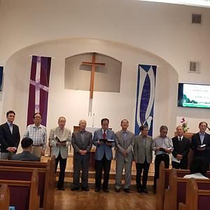 남선교회헌신예배